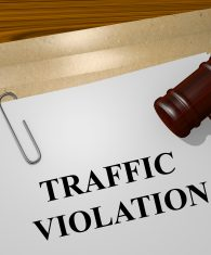 Traffic Violations Lawyer